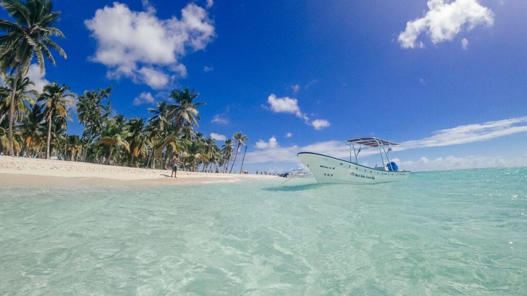 Dominikana Isla Saona