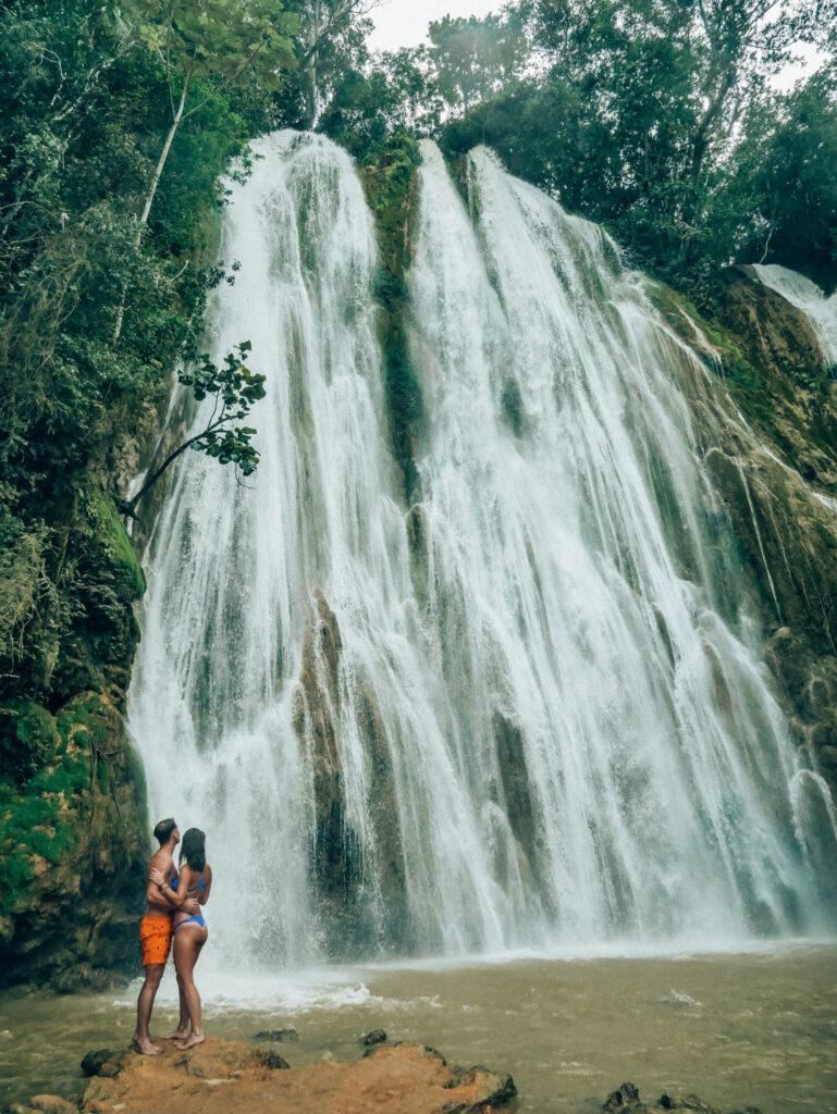 Dominikana wodospad El Limon
