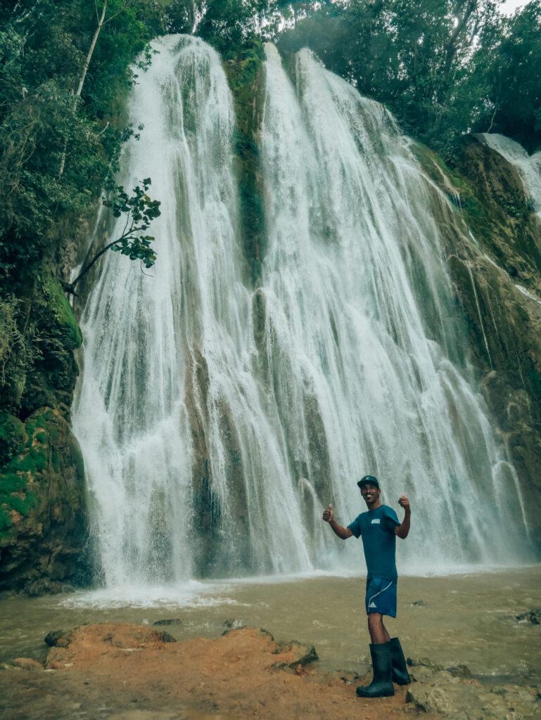 Dominikana wodospad