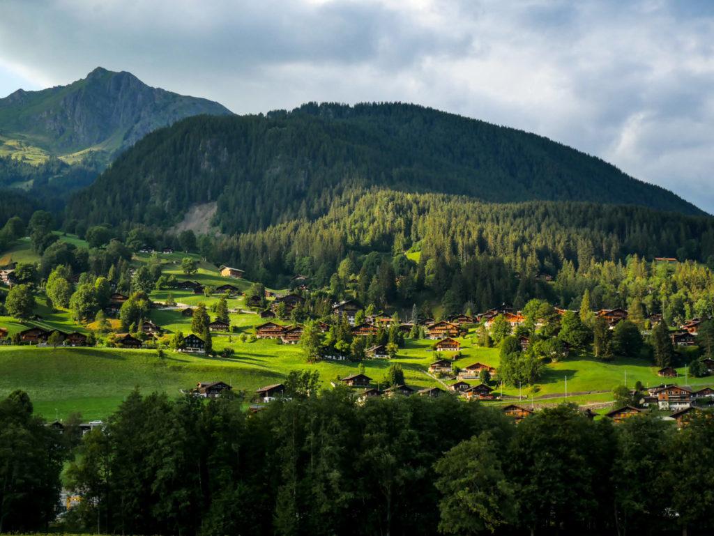 szwajacria-Grindelwald
