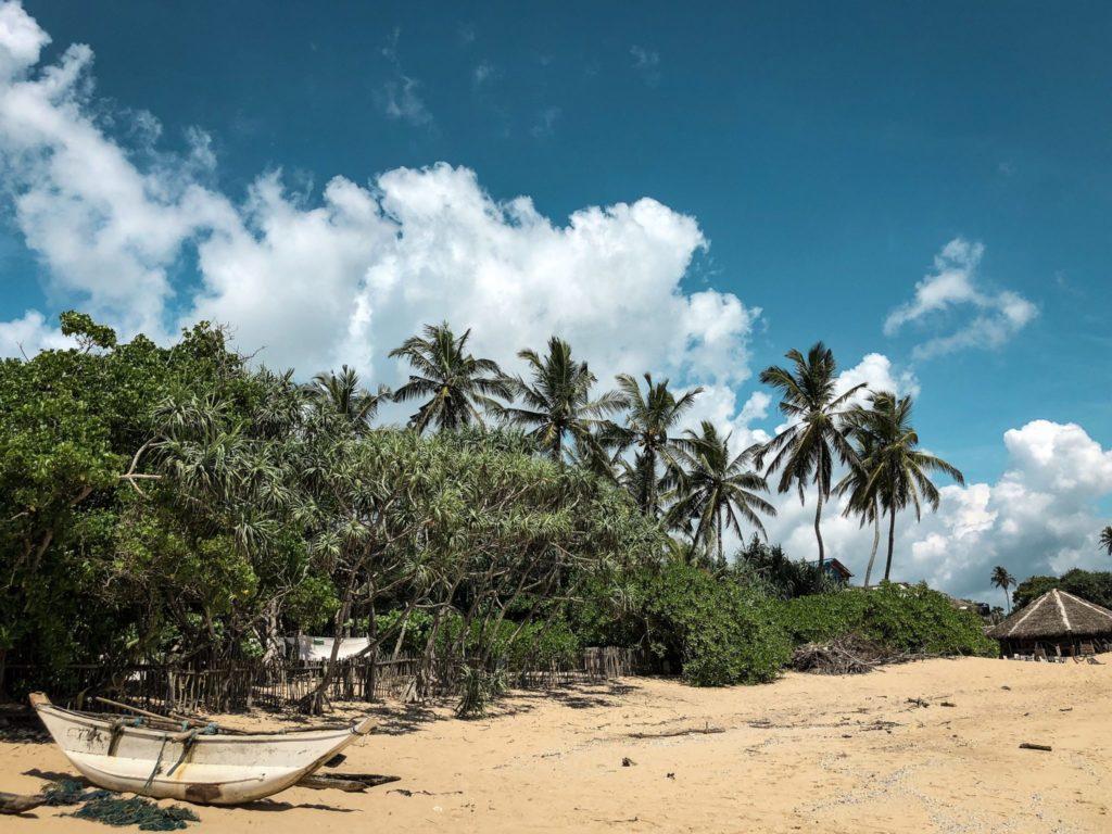 plaże na Sri Lance Tangalle