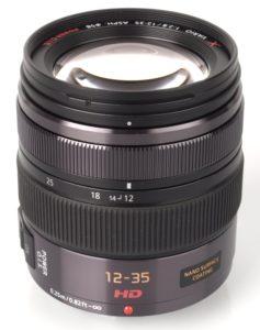 Panasonic 13-35 f2.8 I