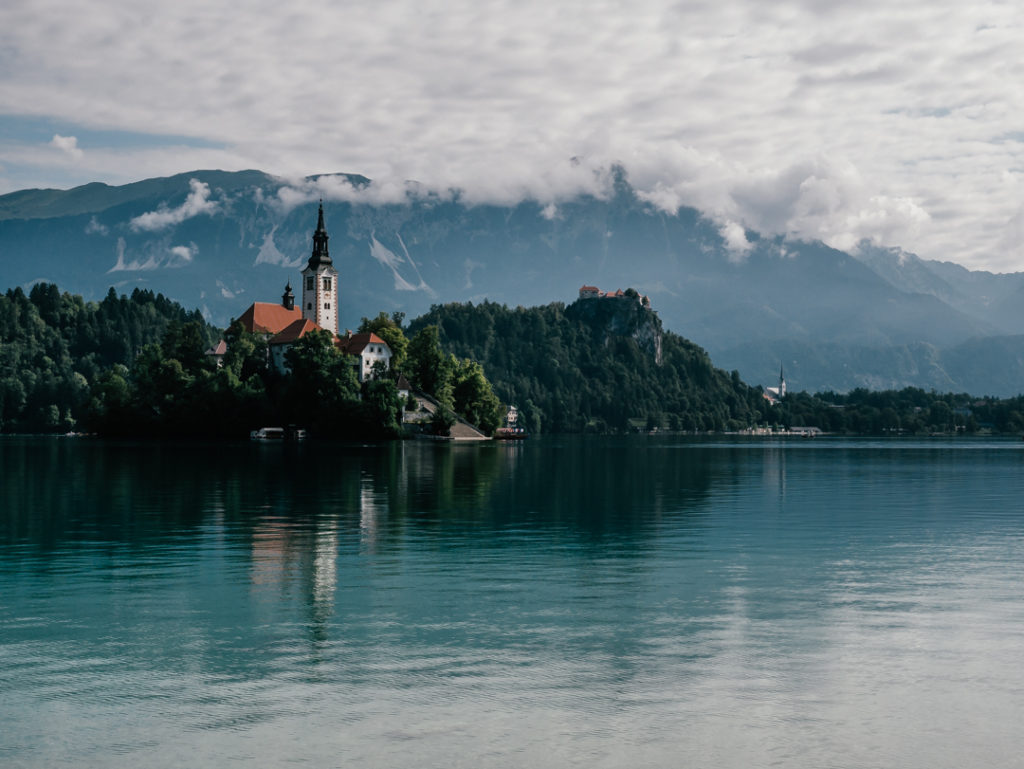 Słowenia, Bled