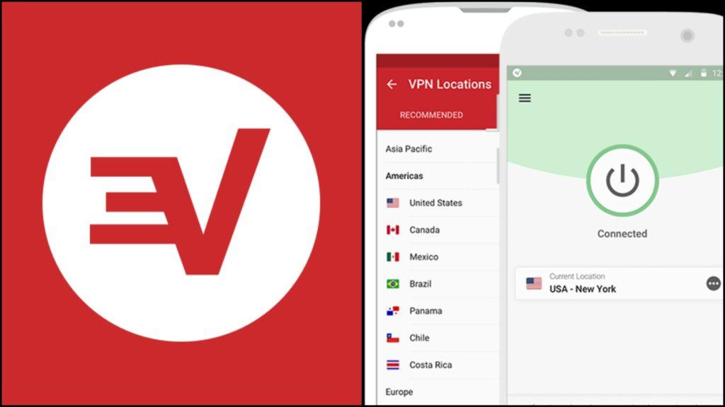 ExpressVPN Aplikacje podróżnicze