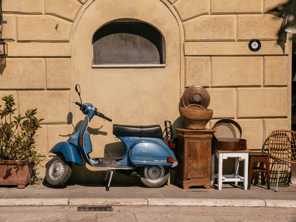 Montepulciano Toskania