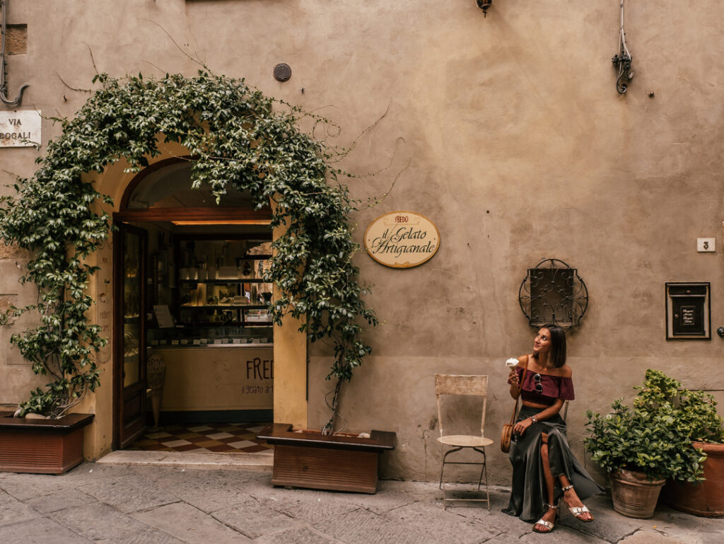 Fredo Il Gelato Artigianale Toskania