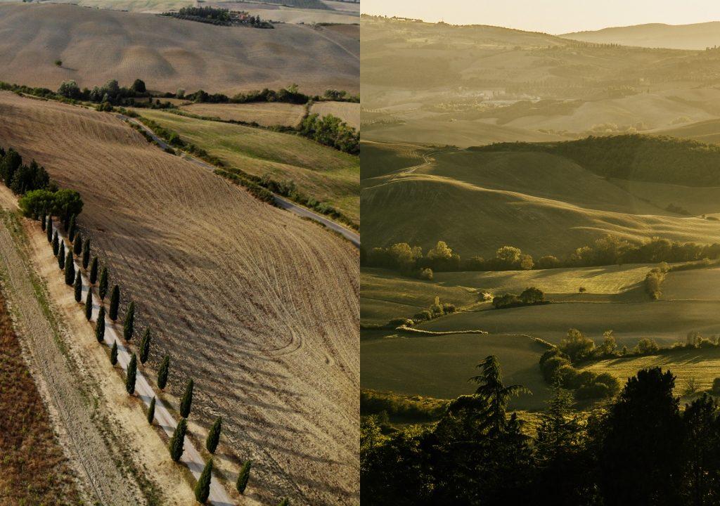 Toskania - koniec sierpnia i początek października