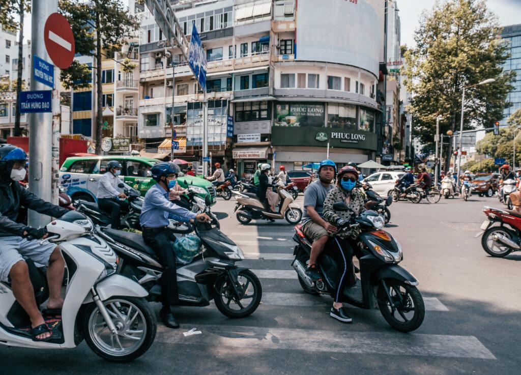 Wietnam motorem przetrwanie