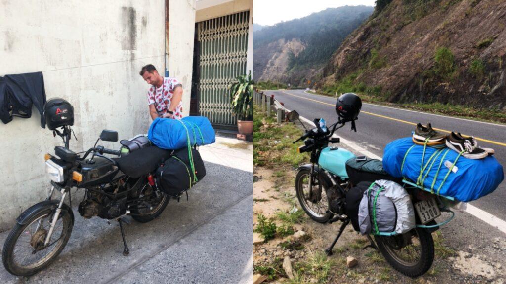 Wietnam motorem pakowanie