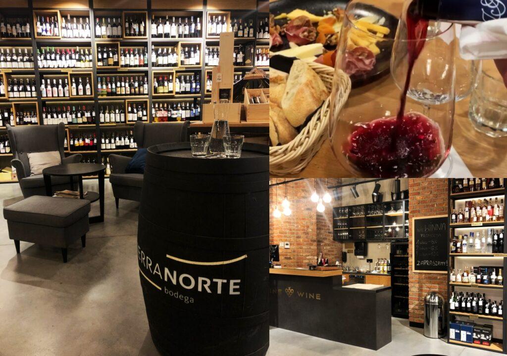 wino w Krakowie