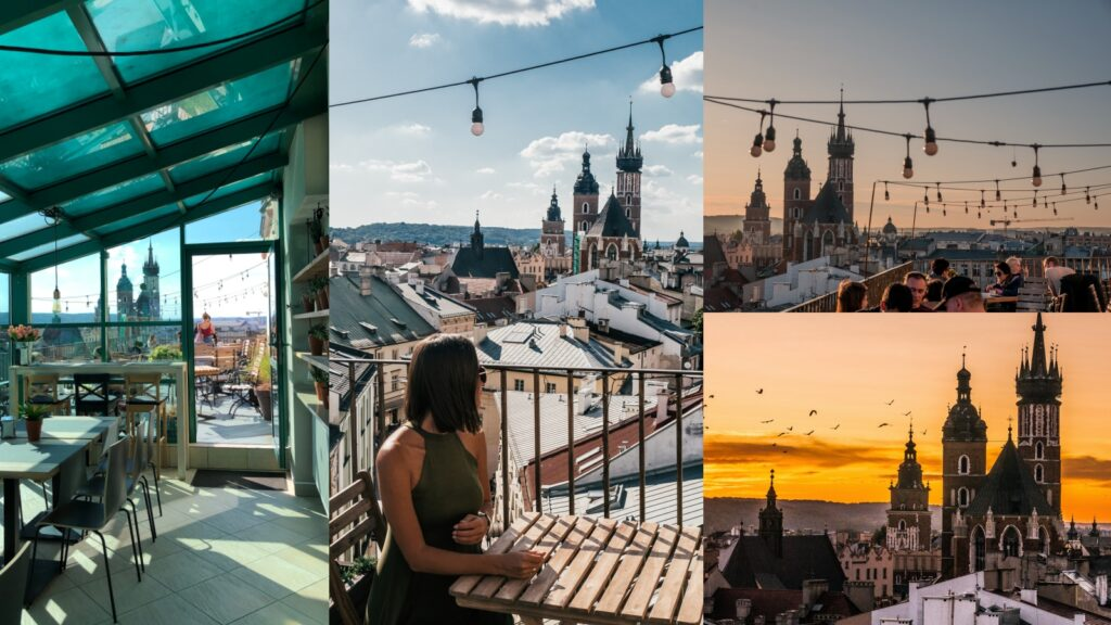 najlepszy widok w Krakowie