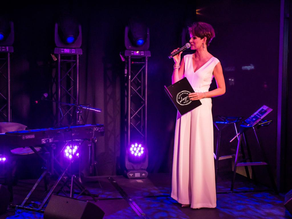 Dorota Gardias w hotelu Mercure Kraków