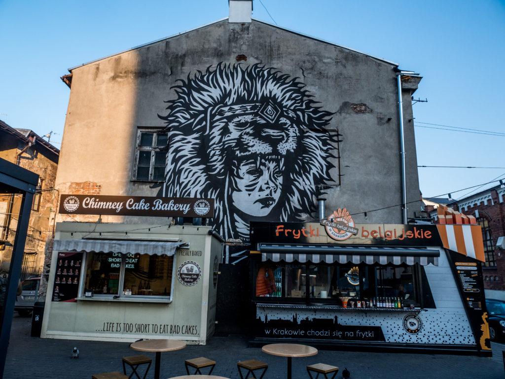 Skwer Judah, co zobaczyć w Krakowie