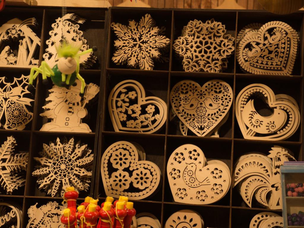 Ozdoby świąteczne w Krakowie