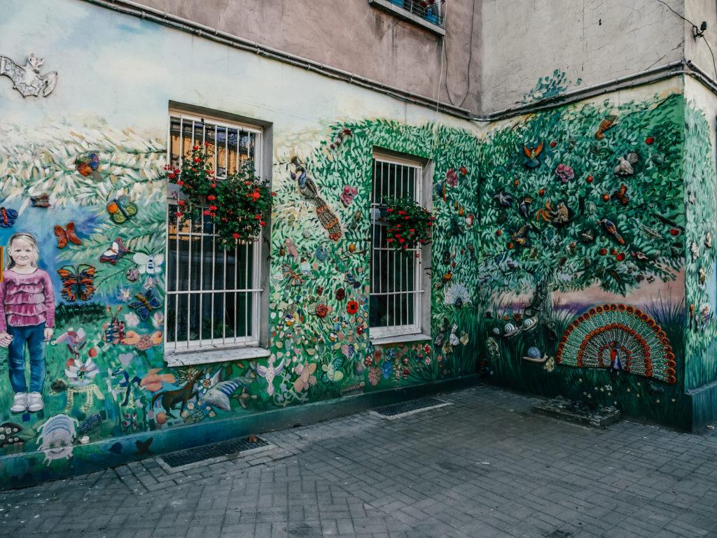 wrocławskie murale Roosevelta
