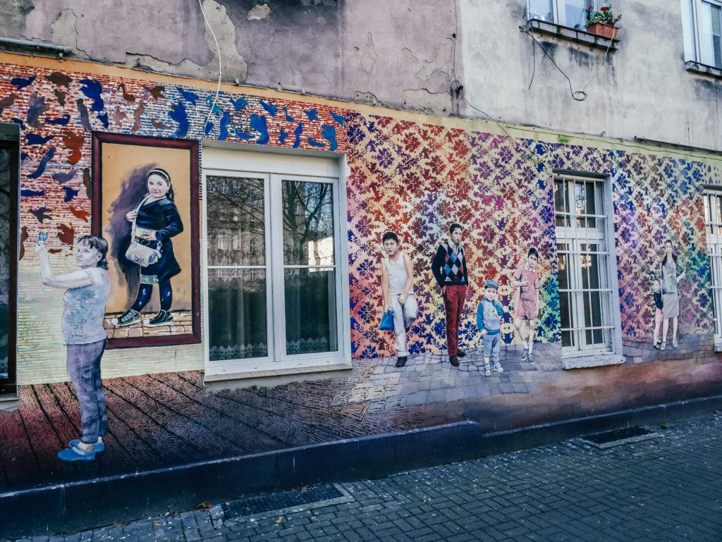 Murale Wrocław Nadodrze