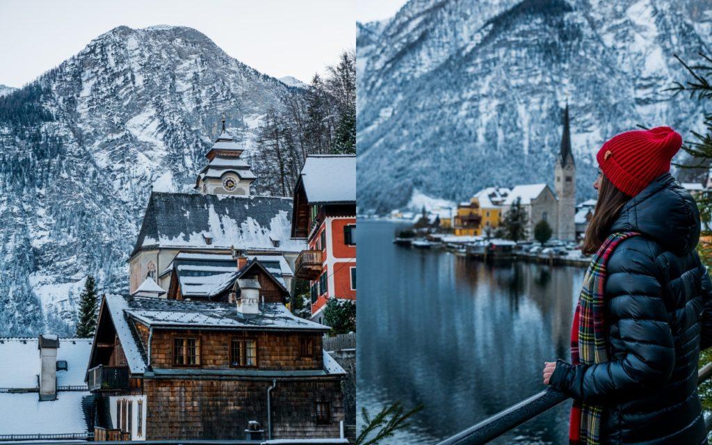 Alpy zimą