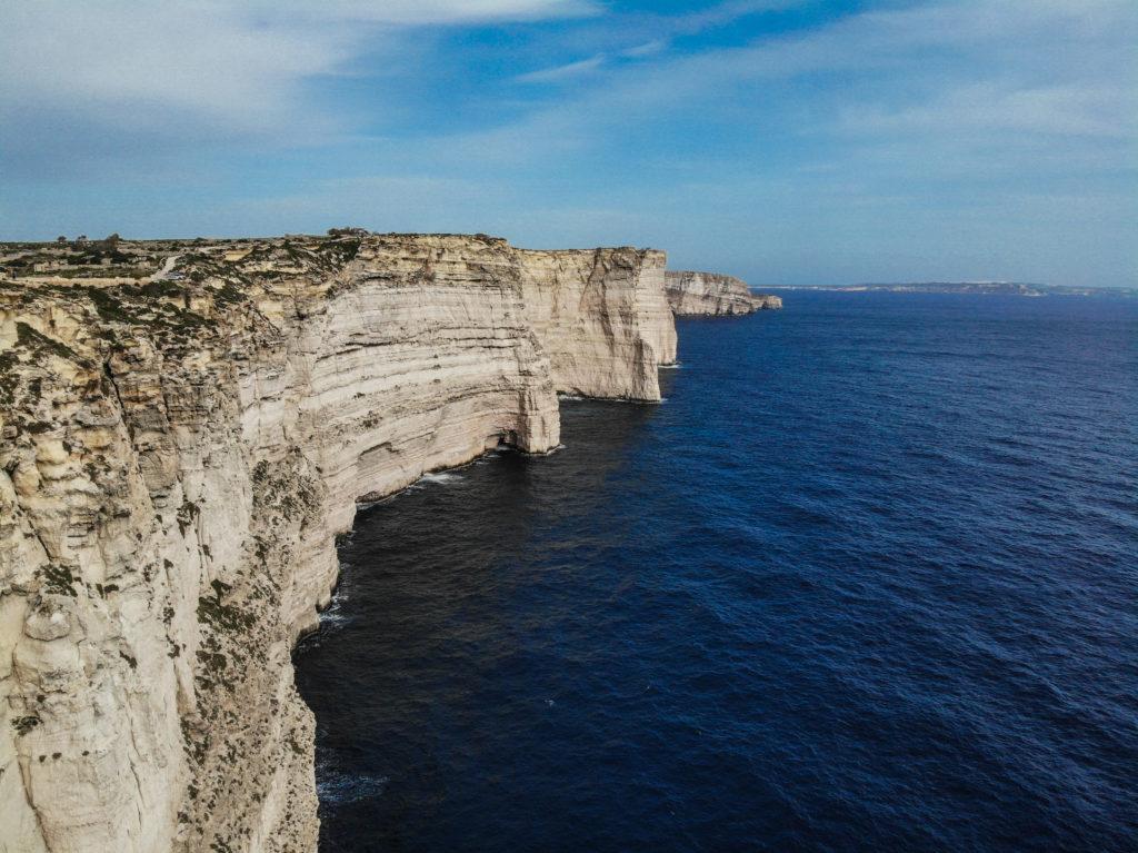 malta Sannat Clifs