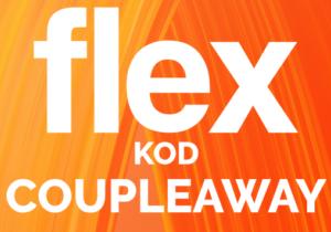 orange flex baner