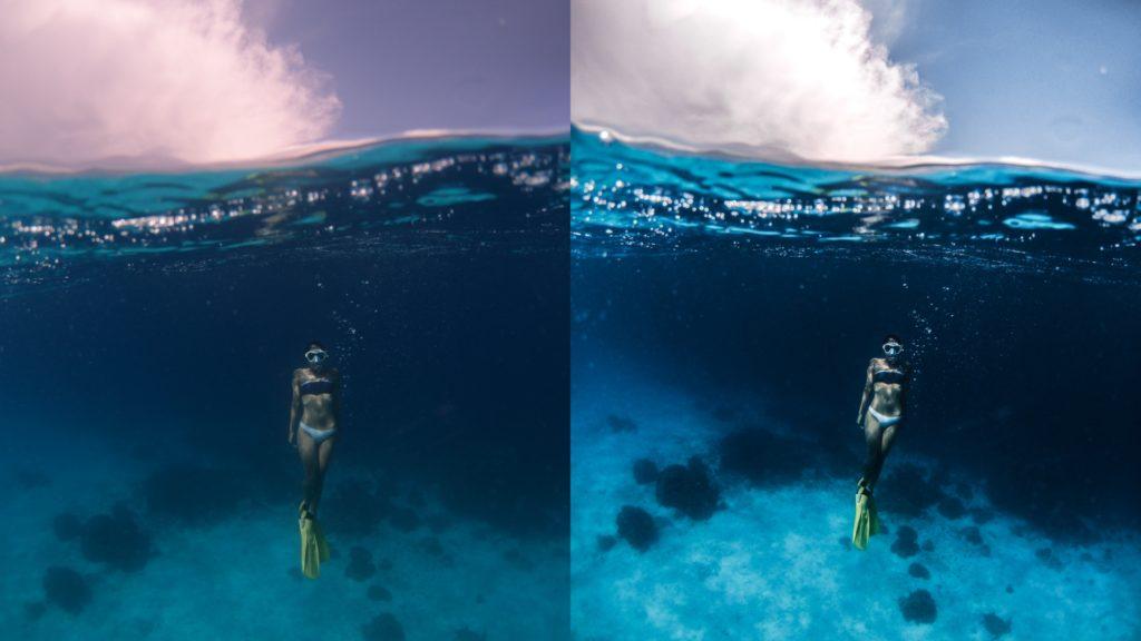 zdjęcie pod wodą