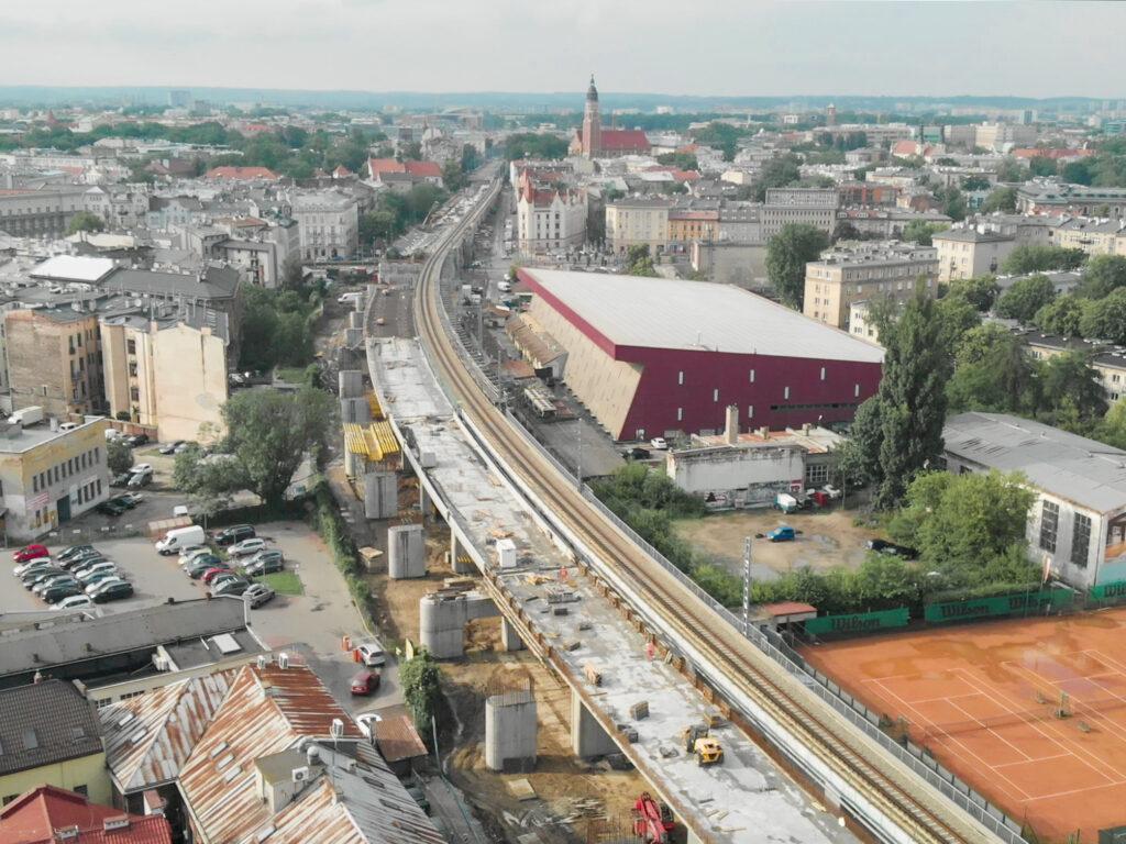 Kraków - Grzegórzki