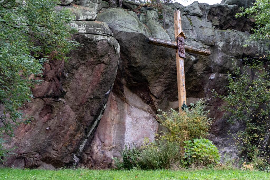 Beskid Wyspowy - Diabli Kamień