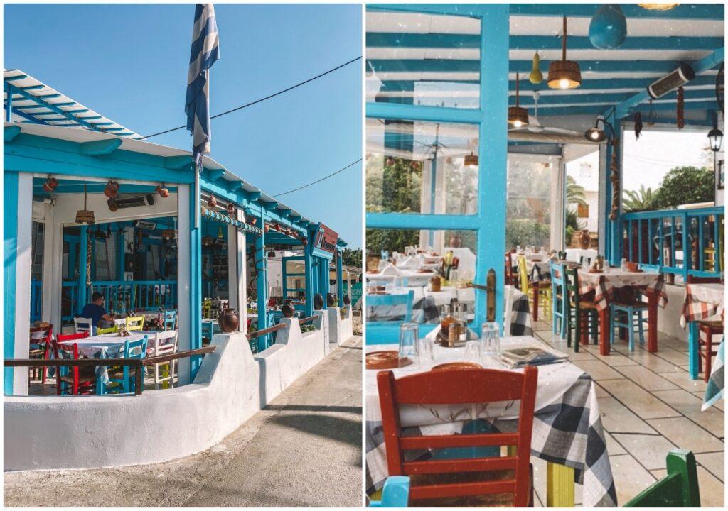 Naxos Taverna Giannoulis