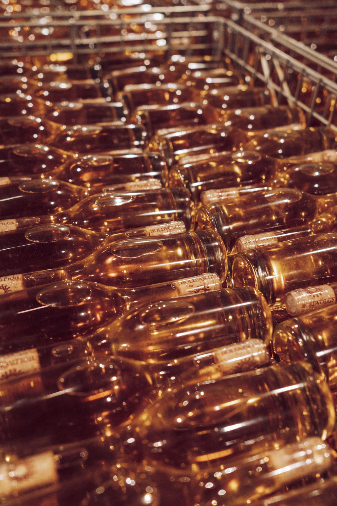 butelki wina Tokaj
